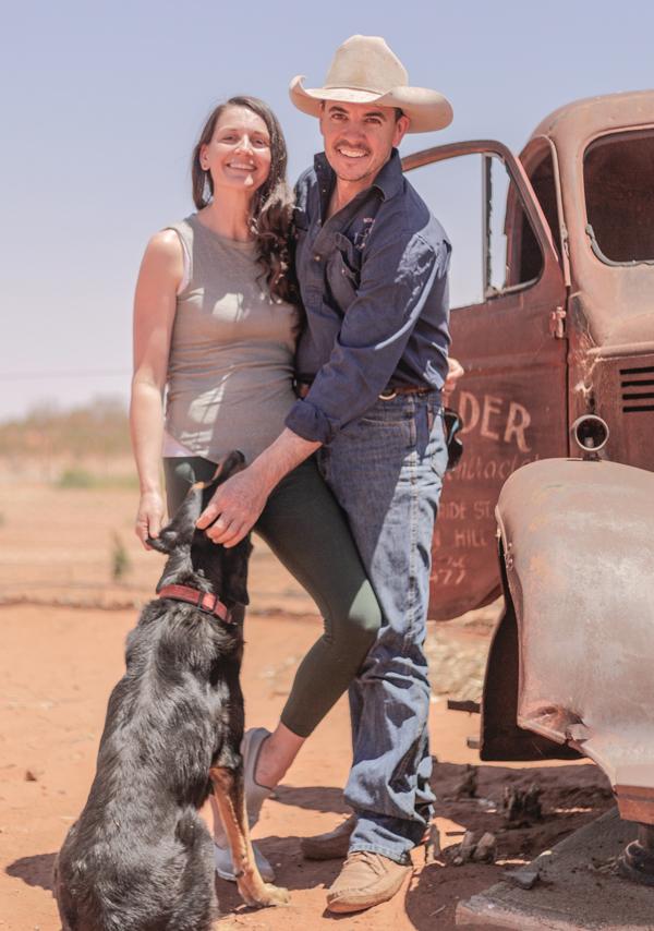 Episode 8: Rachel & Bodie Hill image